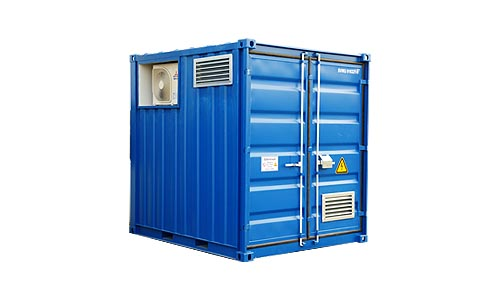 Containerlösung Container USV-Container
