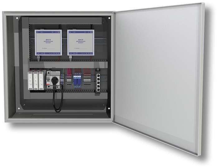 Batterieüberwachung Batterieüberwachungssystem Notstromtechnik