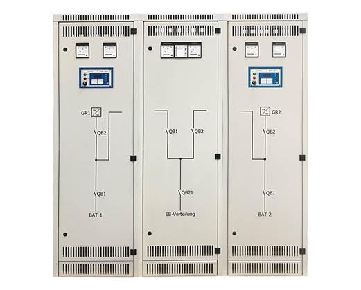 Gleichrichter USV Notstrom Notstromtechnik