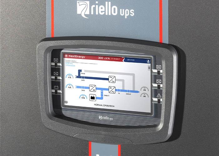 USV-Anlage Notstromtechnik Notstrom USV Bildschirm Software